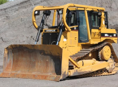 CAT D6R Dozer wet/dry low hrs 1