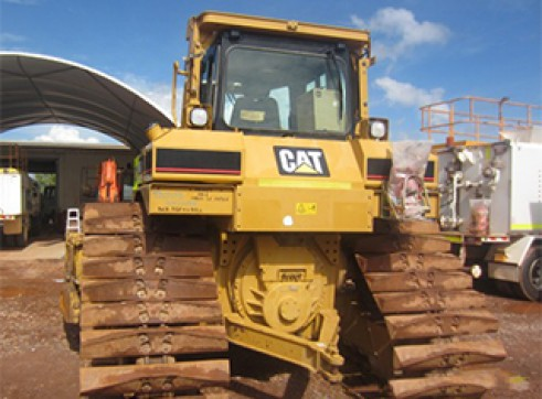 Cat D6R LGP Dozer with ROPS Cabin 2