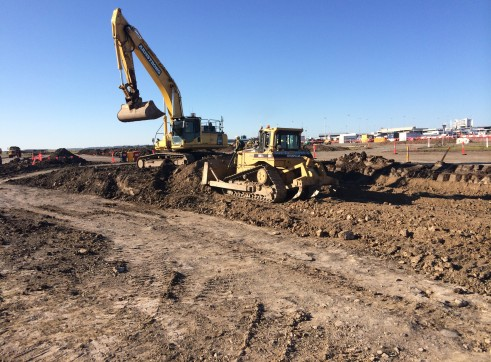 Cat D6R XL Dozer with GPS 2