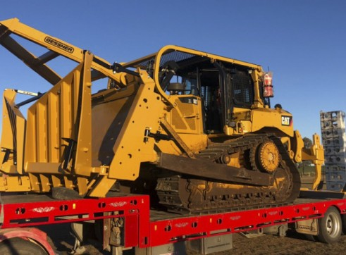 Cat D6T XL Dozer 2