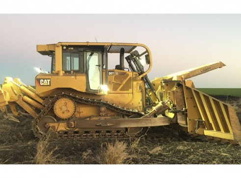 Cat D6T XL Dozer 3