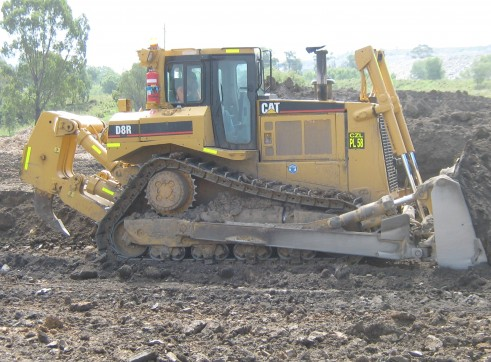 CAT D8R Dozer Series 2 2