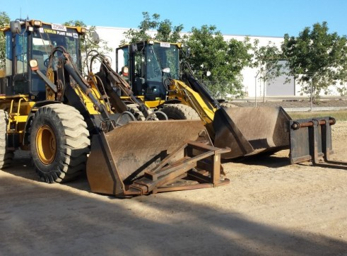 Cat IT28G Front end loader