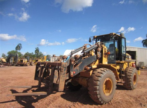 Cat IT38G Articulated Wheel Loader 1