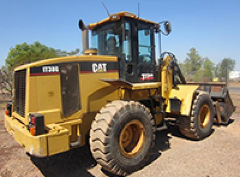 Cat IT38G Articulated Wheel Loader 2