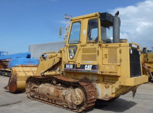 Cat Traxcavator 963B 1