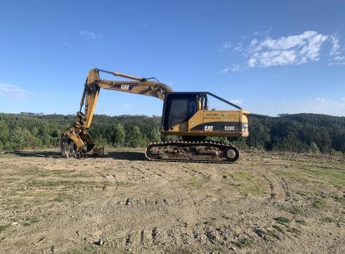 Caterpillar 21T Excavator