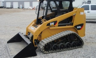 Caterpillar	 247B Skidsteer Loader 1