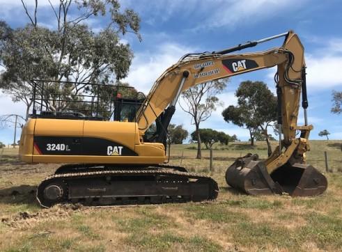 Caterpillar 25t Excavator