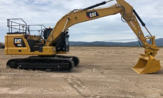 Caterpillar 320 Next Gen Excavator 1