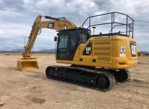 Caterpillar 320 Next Gen Excavator 2