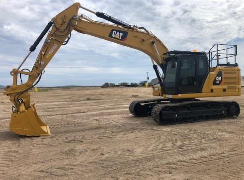 Caterpillar 320 Next Gen Excavator 3