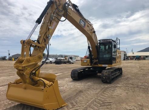 Caterpillar 320 Next Gen Excavator 4