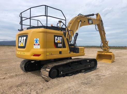 Caterpillar 320 Next Gen Excavator 5