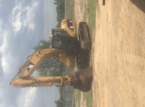 Caterpillar 320C Excavator 1