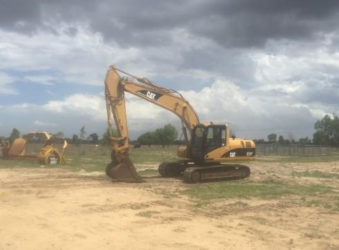 Caterpillar 320C Excavator 2