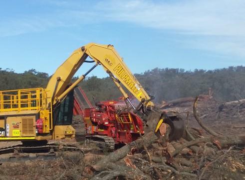 20T Caterpillar 320D FM Excavator 2