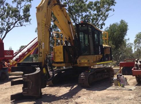 20T Caterpillar 320D FM Excavator 1