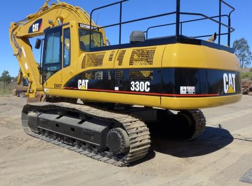 Caterpillar 330 Excavator 2