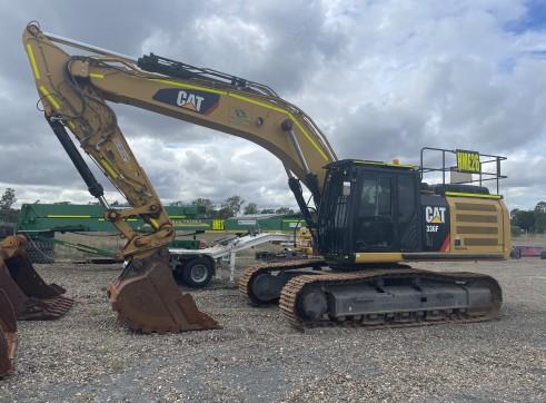 Caterpillar 336FL Excavator - mine spec 1