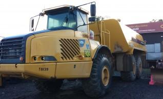 Caterpillar 35,000Ltr Articulated Water Truck 1