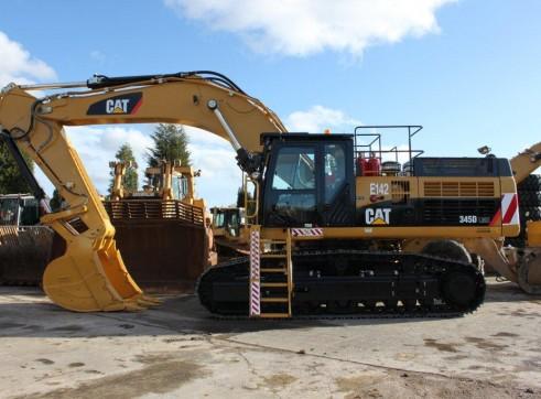 Caterpillar 374DLME Excavator