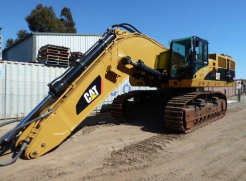 Caterpillar 385C Hydraulic Excavator 1