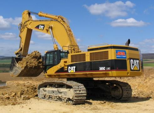 Caterpillar 385C LME Excavator