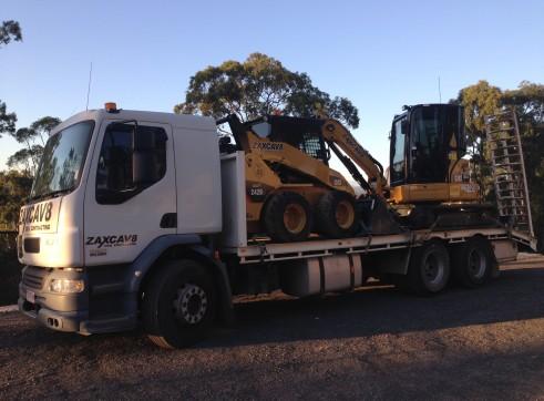 Caterpillar 3T Excavator 1