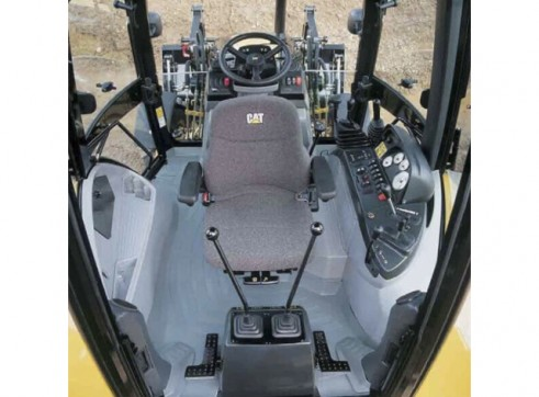 Caterpillar 428E 4x4 Backhoe Loader 4
