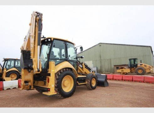 Caterpillar	 432F Backhoe 2