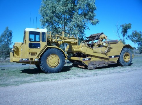 Caterpillar 623F Series II 1