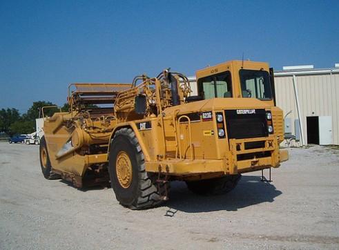 Caterpillar 623G Elevated Scraper 1