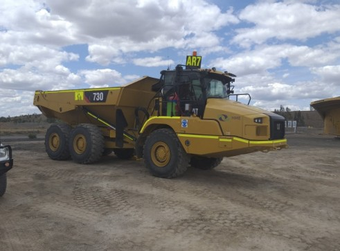 Caterpillar 730 Articulated Truck - Mine Spec 1