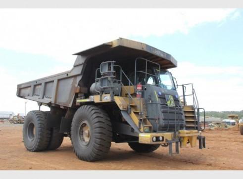 Caterpillar 740 Articulated Dump Truck 3
