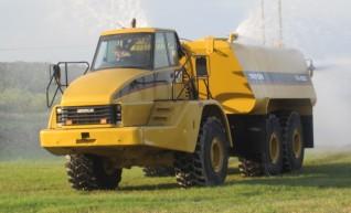 Caterpillar 740 Service Truck 1