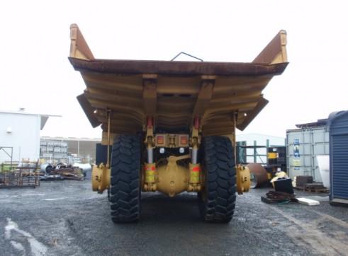 Caterpillar 773-F Dump Truck 2