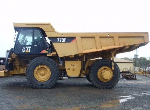 Caterpillar 773-F Dump Truck