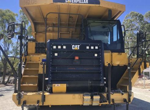 Caterpillar 773G Dump Truck 2
