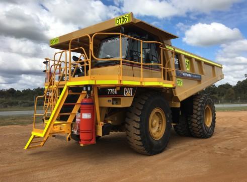 Caterpillar 775E Dump Truck 1