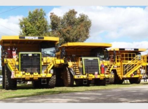 Caterpillar 777 Dump Trucks 1
