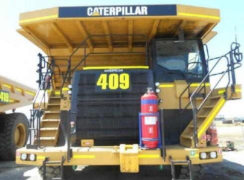 Caterpillar 777F Dump Truck *** 1
