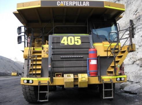 Caterpillar 777F Dump Truck 2