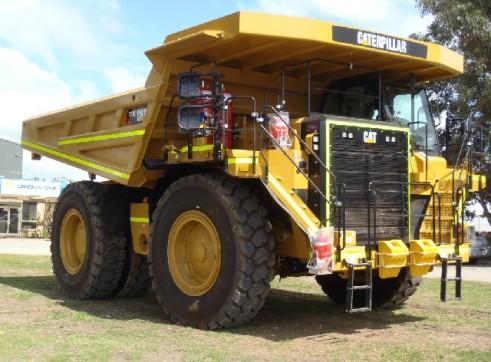 Caterpillar 777G Dump Truck 1