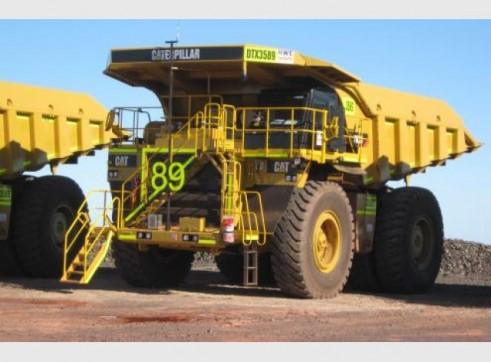Caterpillar 785D Dump Trucks x 2 1