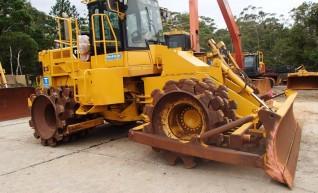 Caterpillar 815F Compactors 1