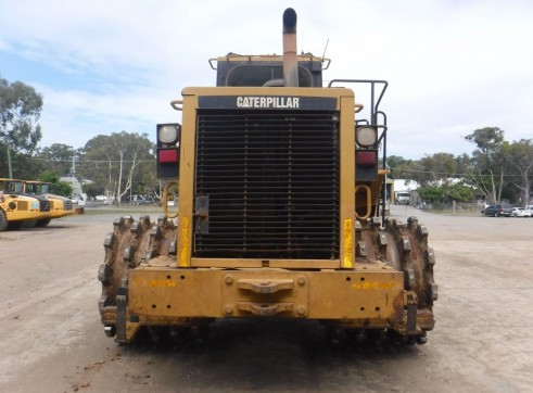 Caterpillar 815F Compactors 4
