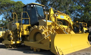Caterpillar 825H Compactor - 8 Available 1