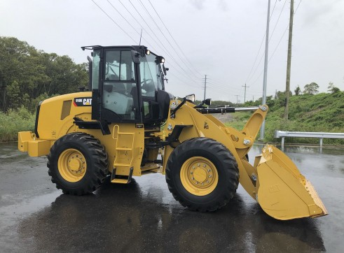7.5T Caterpillar 910K Wheel Loader 1