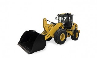 Caterpillar 924 Wheel loader 2.2m Bucket 1